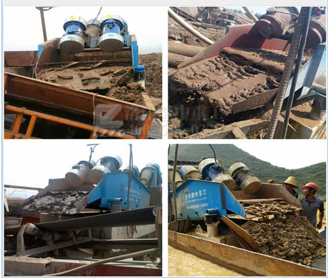 Three aspects will affect the production of dewatering screen