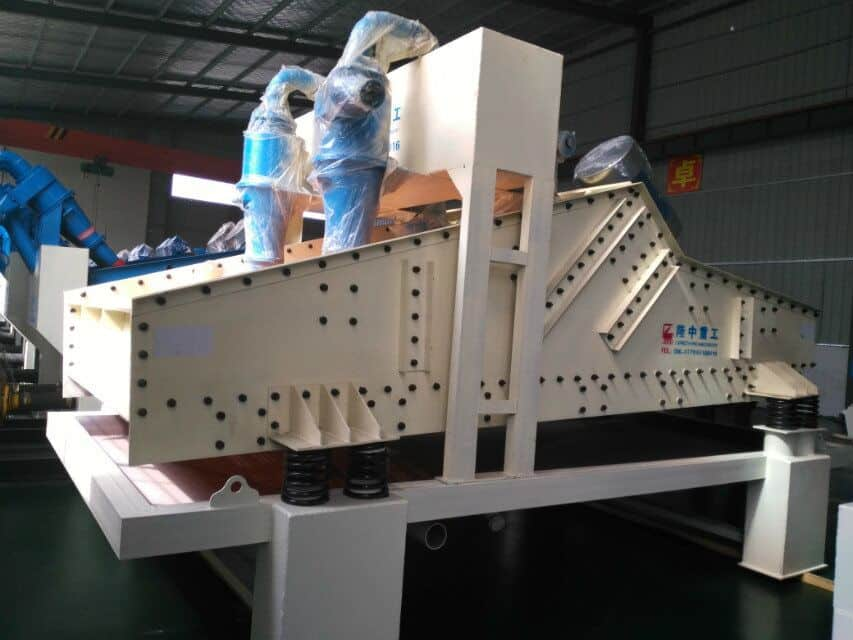 Three factors that influence the life of dewatering screen